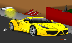 Destroy A Car: Ferrari screenshot 2/3
