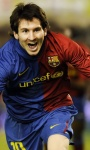 Lionel Messi Wallpapers Android Apps screenshot 5/6
