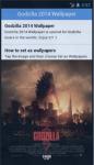 Godzilla 2014 Wallpaper screenshot 1/3