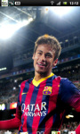 Neymar Live Wallpaper 2 screenshot 1/3