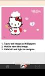 Cute HelloKitty Wallpaper screenshot 2/6