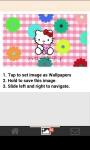 Cute HelloKitty Wallpaper screenshot 3/6