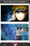 Naruto Ninja War HD Wallpaper screenshot 2/6