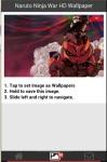 Naruto Ninja War HD Wallpaper screenshot 3/6