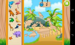 Kids Zoo Puzzles screenshot 5/6