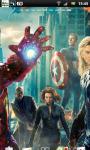 The Avengers Live Wallpaper 1 screenshot 2/3