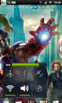 The Avengers Live Wallpaper 1 screenshot 3/3