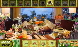 Free Hidden Object Games - Dining Out screenshot 3/4