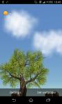 DreamSky  Live Wallpaper  screenshot 1/5