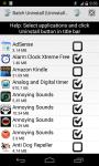 Batch Uninstall PRO screenshot 2/3