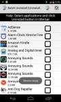 Batch Uninstall PRO screenshot 3/3