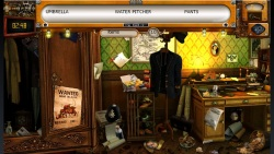 Hidden Object: City of Blood screenshot 2/4