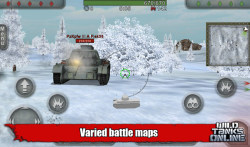 Wild Tanks Online screenshot 3/4