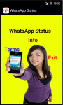 WhatsApp Status n Messages screenshot 2/4