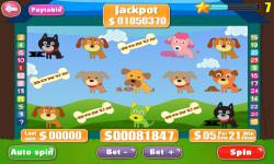 Puppy Love Slots screenshot 4/6