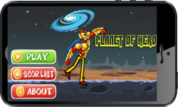 Planet Of Hero screenshot 1/4