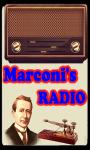 Marconi Radio screenshot 1/5