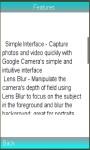 Google Camera Info screenshot 1/1