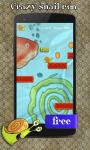 Snail Run 4 screenshot 2/4