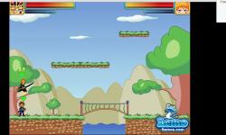 Anime Stars Final Fight screenshot 4/4