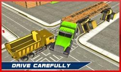 Heavy Machine Transport Truck screenshot 4/4