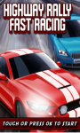 Highway Rally Fast Racing-free screenshot 1/1