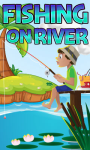 FISHING ON RIVER screenshot 1/1