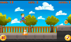 Skating Boy screenshot 2/5