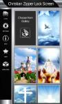 Christian Zipper Lock Screen Best screenshot 4/6
