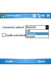 USB Modem WM screenshot 1/1