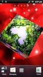 3D Love Cube HD Live Wallpaper Paper screenshot 3/4