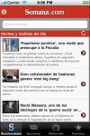 Semana.com screenshot 1/1