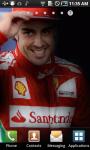 Fernando Alonso Live Wallpaper screenshot 3/3