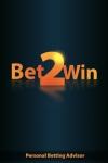 Bet2Win - Personal Betting Advisor screenshot 1/1