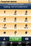 PennyTalk Mobile UK - Smart International Calling screenshot 1/1