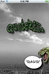 Quotezilla - the monster of all quote apps, over 80,000 amazing quotes screenshot 1/1