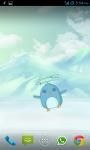 Dancing Penguin Live Wallpaper Free screenshot 3/6