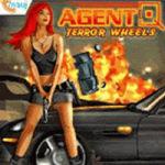 Agent Q Terror Wheels Free screenshot 1/2