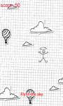 Arrow and Stickman: Fly Like Plane screenshot 1/3
