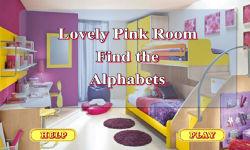 Alphabet in pink room  screenshot 1/6