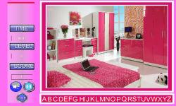 Alphabet in pink room  screenshot 3/6