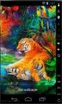 Tiger Family Live Wallpaper screenshot 1/2
