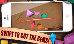 Slashing Gems 3D screenshot 1/2