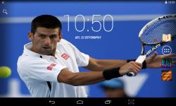 Male Tennis Wallpaper screenshot 2/4