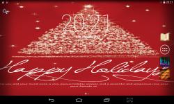 Animated Happy Holidays screenshot 2/2