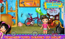 Kids Cycle Repairing game screenshot 1/6