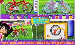 Kids Cycle Repairing game screenshot 3/6