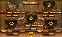 Free Hidden Object Game - African Safari screenshot 2/4