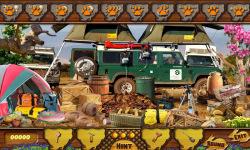 Free Hidden Object Game - African Safari screenshot 3/4