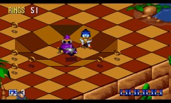 Sonic 3D Blast screenshot 3/4